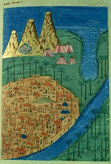 """Mount Sinai (Arabic: طُور سِينَاء, translit. Ṭūr Sīnā'; Egyptian Arabic: جَبَل مُوسَى, translit. Jabal Mūsā or Gabal Mūsā, lit. 'Moses' Mountain"""" or """"Mount Moses'; Hebrew: הר סיני, translit. Har Sinai), also known as Mount Horeb or Gabal Musa, is a mountain in the Sinai Peninsula of Egypt that is a possible location of the biblical Mount Sinai. The latter is mentioned many times in the Book of Exodus and other books of the Bible, and the Quran."""