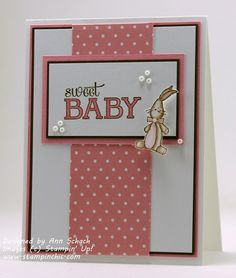 The Stampin' Schach: Quick and Easy...Baby, We've Grown for the Paper Players
