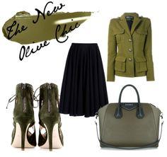 The New Olive Chic Style Inspiration, Chic, News, Image, Fashion, Shabby Chic, Moda, Elegant, Fashion Styles