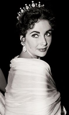 """When [third husband Mike Todd] gave me this tiara, he said, 'You're my queen, and I think you should have a tiara,'"" Elizabeth Taylor wrote in A Life in Jewelry. ""I wore it for the first time when we went to the Academy Awards. It was the most perfect night, because Mike's film ""Around the World in 80 Days"" won for Best Picture. It wasn't fashionable to wear tiaras then, but I wore it anyway, because he was my king."""
