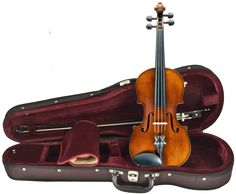 The Amati Violin Outfit is acclaimed as an ideal starting instrument, professionally graduated to produce an amazing tone with effortless…