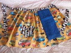 VW bus apron by josettesaprons on Etsy, $15.00