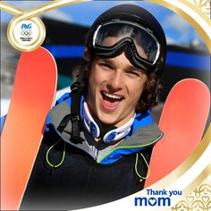 #PGFamily athlete @NickGoepper is always stoked to hit the slopes!