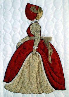 Love all the Bonnet Girl patterns