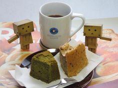 Danboard loves chiffon cakes