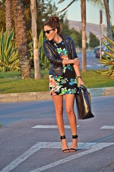 leather+floral.