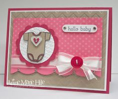 Stampin' Anne: Buttons and Bows for Baby {PP #133}