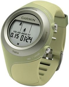 Garmin Forerunner 405 Wireless GPS-Enabled Sport Watch with USB ANT Stick and Heart Rate Monitor (Green)
