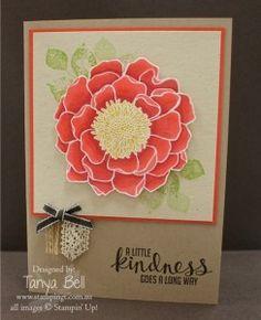 Blended Bloom - Stamping T!