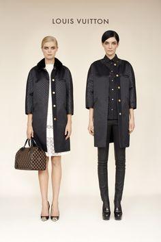 Louis Vuitton Pre-Fall 2013: Good Girl Gone Bad