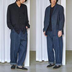 . COMOLI2016A/W LOOK #comoli16aw #comoli #コモリ - localers_jp