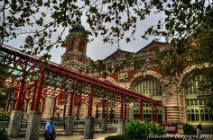 USA - New York City - Ellis Island Immigration Museum