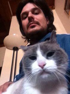Io e la #gattacherie