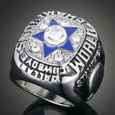 The Dallas Cowboys 1971 Championship Ring