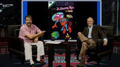 Hablamos sobre el humor mexicano en viñetas, con historietas como #Cucurucho, #ElMafiosoNick y #ElCorrecaminos. Además, comentamos sobre el humor visual de #ElGordoYElFlaco. Martín Arceo recibe a Fernando Llera, ilustrador y creador del cómic de #LaPanteraRosa, que también no platica sobre su faceta de actor, y su trabajo en cartón político.  Programa transmitido el martes 19 de julio de 2016, a las 8pm, en www.rompeviento.tv  Santos Cómics es un programa de Rompeviento T...