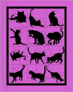 Quilt Art Designs: WiP Wed.
