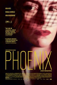 I loved Christian Petzold's previous film BARBARA, so I'm really excited for his latest PHOENIX