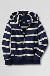 Boys Resort French Terry Stripe Hoodie