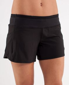 lululemon turbo run short AKA the best running shorts ev-ah! #lululemon