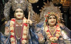 To view Sita Rama Close Up Wallpaper of Bhaktivedanta Manor in difference sizes visit - http://harekrishnawallpapers.com/sri-sri-sita-rama-close-up-iskcon-bhaktivedanta-manor-wallpaper-001/