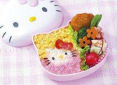 Hello Kitty Bento is something to smile.
