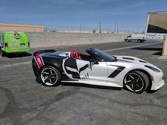 Corvette Callaway SC757 Z06