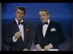 """Victor Borge & Dean Martin - Musical Phonetic Punctuation. CLASSIC to share with the children. A definite for """"National Punctuation Day"""" on September 24th! ;-)"""