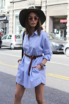 Fashion and style: Blue