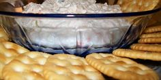 Crock-Pot Crab Rangoon Dip: 2 8oz Cream Cheese, softened, 1/2 Cup Sour Cream, 4 Green Onions, chopped, 1 1/2 Teaspoon Worcestershire Sauce, 2 Tablespoons Powdered Sugar, 1/2 Teaspoon Garlic Powder, 1 12oz Package Imitation Crab Meat, pulverized. Mix ingredients, cook for 2 hrs low.