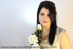 Maquilhagem de: Vanessa Campos www.truecoloursmakeupschool.com