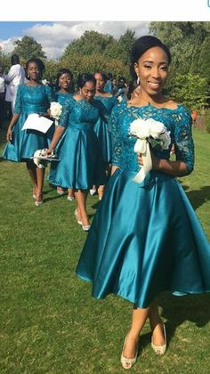 Bohemian Hippie Bridesmaid Dresses 2017 Teal Lace Maid Of Honor Gowns Formal Wedding Guest Dress Half Sleeve Tea-length Cheap A-line Hippie Bridesmaid Dresses, Bridesmaid Dresses With Sleeves, Bridesmaid Dresses Online, Half Sleeve Dresses, Tea Length Dresses, Long Wedding Dresses, Half Sleeves, Formal Wedding, Dress Wedding