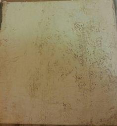 Old White texturizado y patinado con Dark Wax Chalk Paint Annie Sloan.