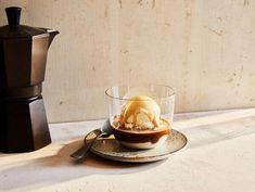 Coffee Mix, Coffee Break, Best Coffee, Lemon Sorbet, Raspberry Sorbet, Affogato Recipe, Cherry Syrup, Ice Cream Base, Ground Coffee Beans