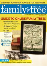 Website companion to the Family Tree Magazine offers free forms, worksheets and other tools too download
