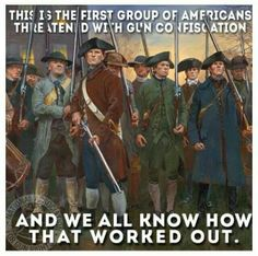 2nd Amendment - Gun Control = Power... Who will you give it to? A tyrannical government or the people. They chose and now must you.