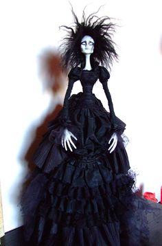 Dark Grace- one wicked doll!