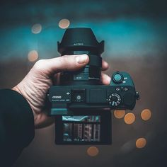 Bokehlicious shot of the Sony a6500 | Photo by @pergite