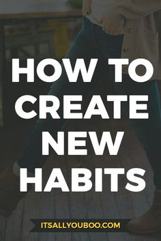 Good habits and routines are the key to your success. Stop being overwhelmed by achieving your goals, and start replacing your bad habits with good ones. Success is easy when you've automated your progress. Click to learn how to create new habits, plus get your FREE guide.