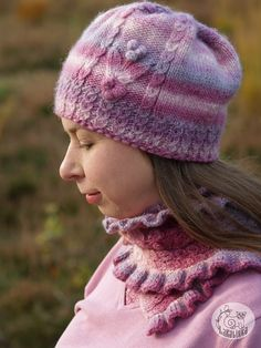 Ravelry: Cherry Tale hat pattern by Olga Beckmann