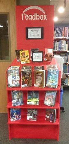 ???????????????? Elementary School Library Ideas & Elementary Library Decoration Themes | Our library aide is super ...