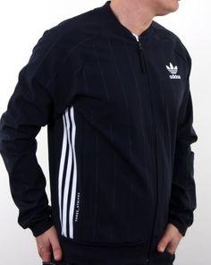 b31d4fbf92b42 Adidas Originals Tko Denim Superstar Track Top Navy, Men's, Jacket  Tracksuit Tops, Men's