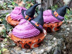 Cupcakes Halloween au caramel