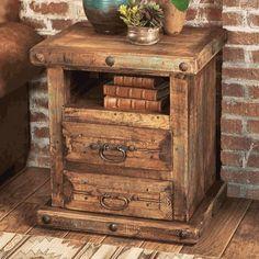 Painting Wooden Furniture, Diy Pallet Furniture, Recycled Furniture, Woodworking Furniture, Woodworking Tips, Western Furniture, Rustic Furniture, Furniture Decor, Antique Furniture