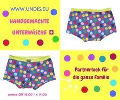 UNDIS www.undis.eu  Die handgemachte Unterwäsche im Partnerlook für die ganze Familie. Lustige Motive und flippige Farben für Groß und Klein! #bunte #Kinderboxershorts #Lustigeboxershorts #boxershorts #Frauenunterwäsche #Männerboxershorts #Männerunterwäsche #Herrenboxershorts #undis #bunteboxershorts #Unterwäsche #boxershorts #verschenken #familie #Partnerlook #mensfashion #lustige #vatertagsgeschenk #geschenksidee #bunte Self, Men's Boxer Briefs, Great Gifts, Colors, Kids