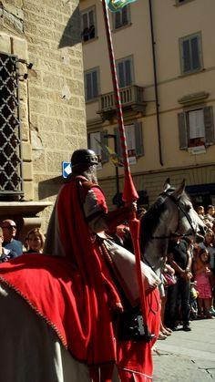 Arezzo, giostra del Saracino (settembre 2013)