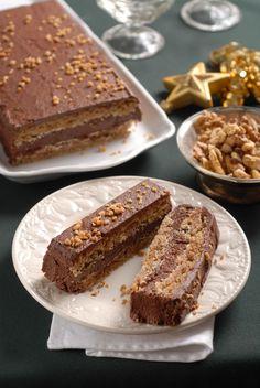Kolač od oraha i čokolade Sweet Desserts, Banana Bread, French Toast, Food And Drink, Low Carb, Cooking Recipes, Sweets, Baking, Breakfast