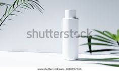 Stock Portfolio, Cosmetic Bottles, Bottle Mockup, Cosmetics, Illustration, Illustrations