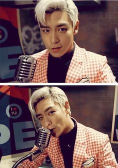 My heart melts whenever he looks directly in the camera. TOP IN Don't Go Home mv
