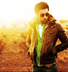 Ranbir Kapoor. I might have a bigger crush than I previously thought...