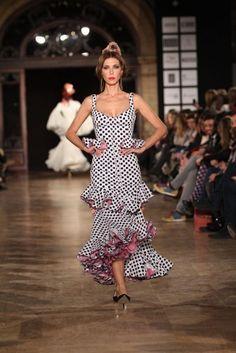 Traje de Flamenca - Sanchez-Murube - We-Love-Flamenco-2016